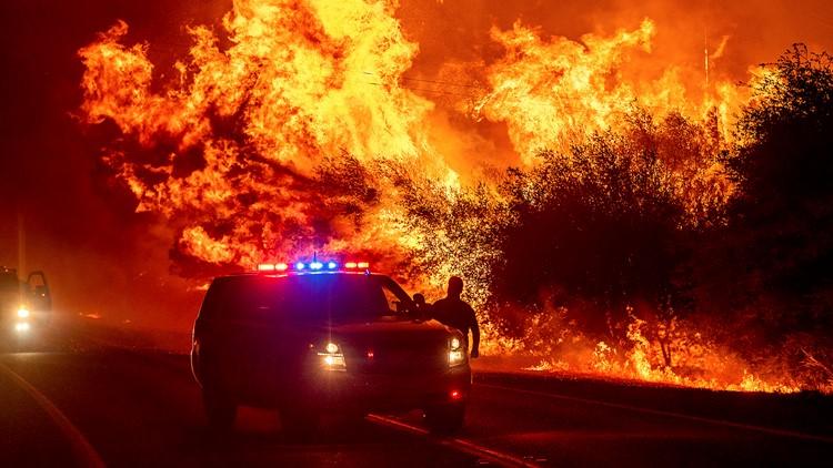 Western fire season starts much drier than record 2020