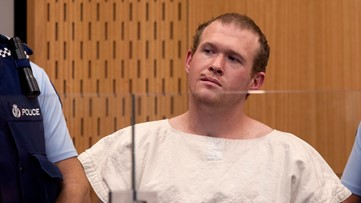 New Zealand mosque gunman pleads guilty to murder, terrorism
