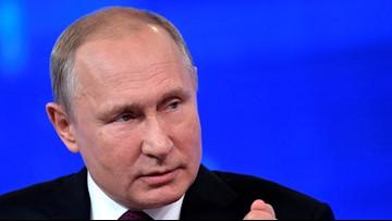 Trump-Putin may meet next week; Putin warns against US force in Iran