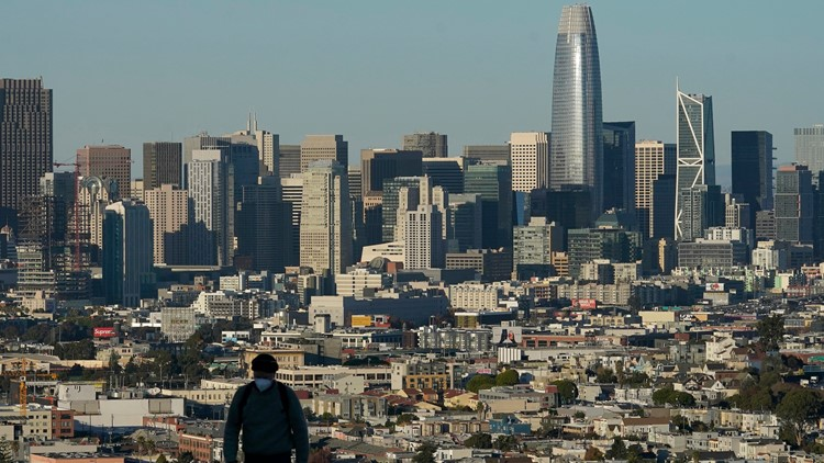 Man charged with stabbing two Asian women in San Francisco