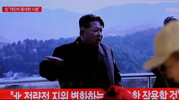 Photos: North Korea conducts 'important test' at once-dismantled site