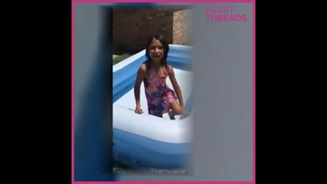 Man provides pools to families in need