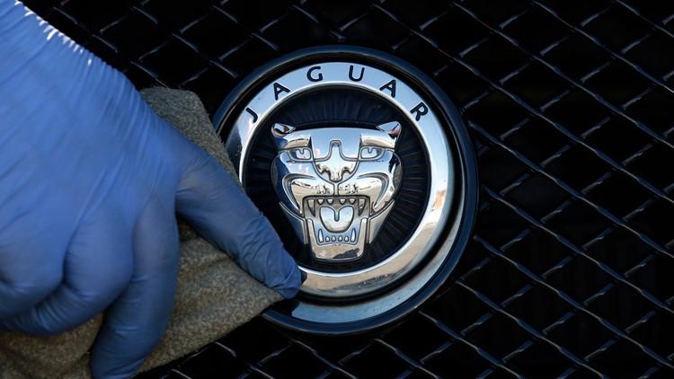 Jaguar Land Rover halts production because of chip shortage