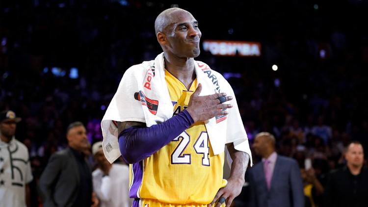 Kobe Bryant final game AP 2016
