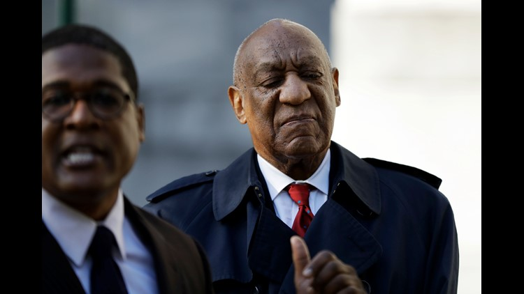 Bill Cosby's Kennedy Center Honors Rescinded