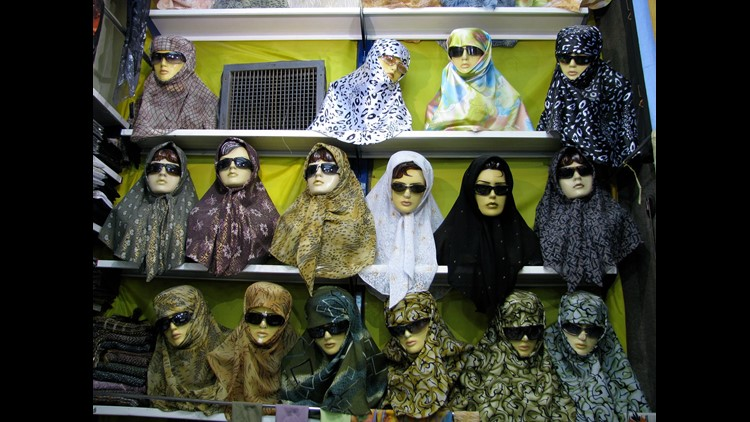 Austrian govt bans headscarf for girls