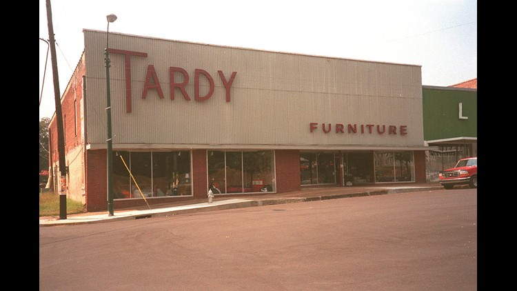 TARDY FURNITURE STORE IN WINONA.