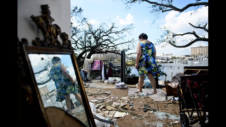 One of the most powerful hurricanes in U.S. history has past, and residents in Florida and other parts of the country must deal with the aftermath.