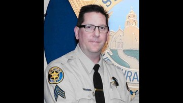 Live stream: Funeral services for Sergeant Ron Helus, one of 12 Thousand Oaks shooting victims