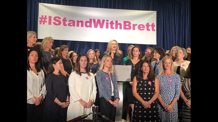 Stand With Brett