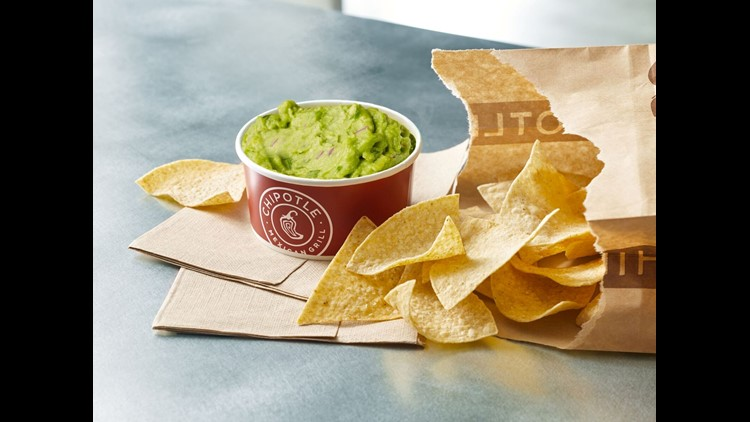 For those who want more than the 4-ounce side of guac, Chipotle has rolled out a new 8-ounce side in time for National Guacamole Day.