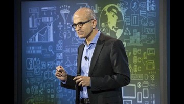 Microsoft's Satya Nadella ranked as best CEO in US; Google's Sundar Pichai, Amazon's Jeff Bezos make top 10