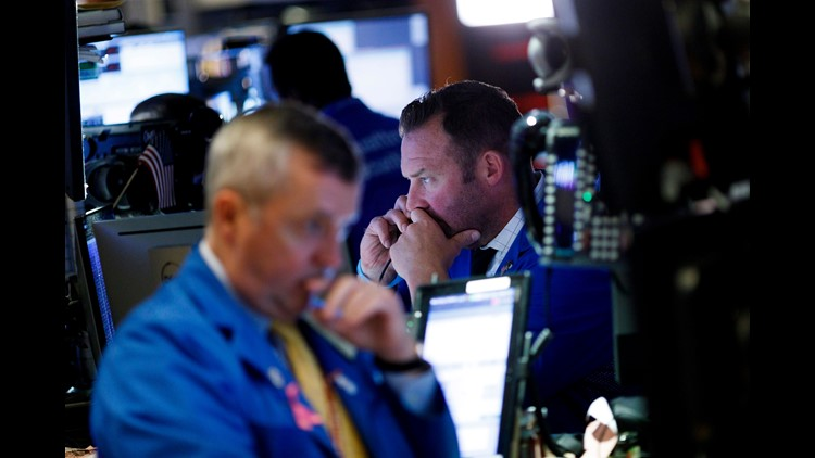 The Dow plunged more than 800 points Wednesday. Why did the stock market drop so much? We explain all the reasons behind the fall.