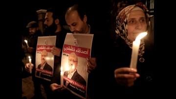 U.S. sanctions 17 Saudi nationals over Jamal's Khashoggi's killing