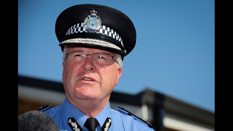Western Australia Police Commissioner Chris Dawson said police were key participants in past wrongs against indigenous people, including removing mixed-race children from Aboriginal families until the 1970s
