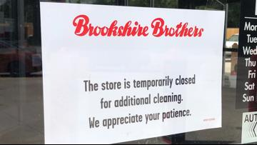 Buna Brookshire Brothers closes for cleaning after spouse of employee tests positive for coronavirus