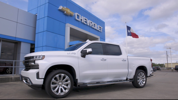 12News Test Drive checks out a 2019 Chevrolet Silverado Crew Cab 'High Country Edition' pickup