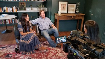 'We love Waco:' Chip and Joanna Gaines reveal Mag-nificent plans for the city's future