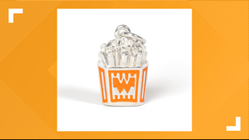 James Avery releases Whataburger french-fry charm