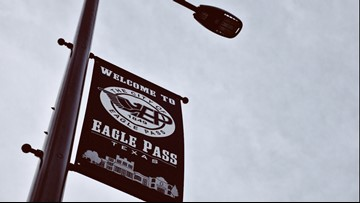 Eagle Pass residents in wait-and-see mode as local law enforcement presence grows this week