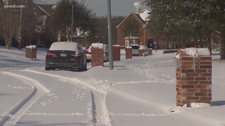 Winter storm's supply chain disruption affects Texas families | Commerce Street