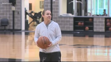 Becky Hammon promoted by Spurs