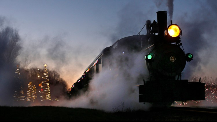 Reminder: Galveston Polar Express train tickets go on sale soon