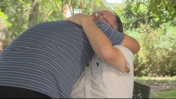 'I haven't faced the reality': Father of teen killed by Kerrville policeman discusses his son, forgiveness