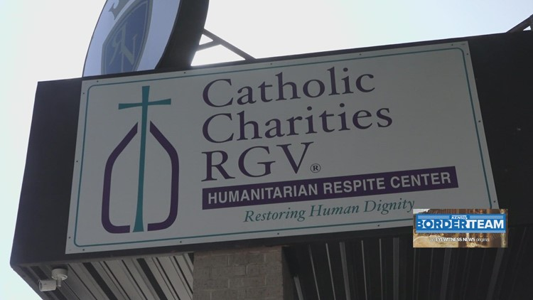 One of the main groups helping migrants in Rio Grande Valley looking to expand