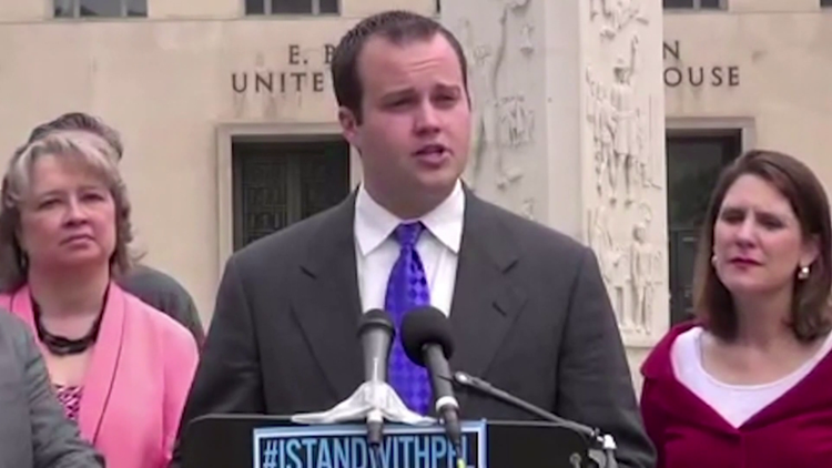 Josh Duggar released from jail, special agent lays out evidence against him