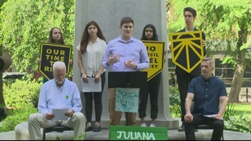 Lawsuit: US vs. America's youth on climate change faces key hearing Tuesday