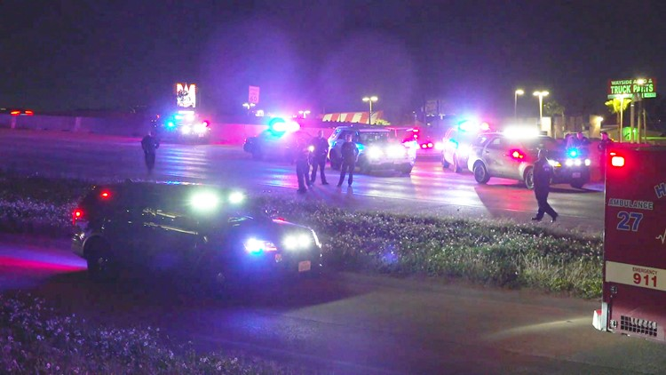 HPD: Man accused of exposing himself at Whataburger struck, killed on I-10 while fleeing police