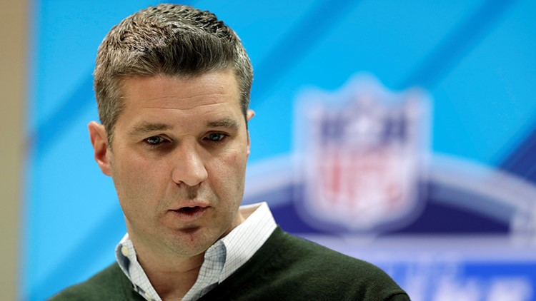Texans fire general manager Brian Gaine