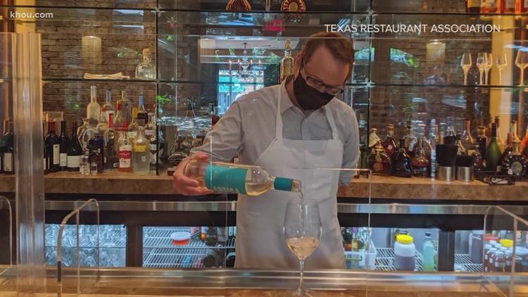 Texas Restaurant Association considering asking for a mask mandate