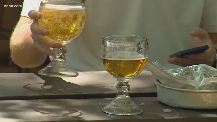 Texas bars can reopen starting Oct. 14, Gov. Greg Abbott says