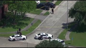 Uber passenger shoots another passenger in northwest Harris County