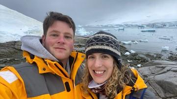 Houston pharmacist stuck outside U.S. after traveling on his honeymoon