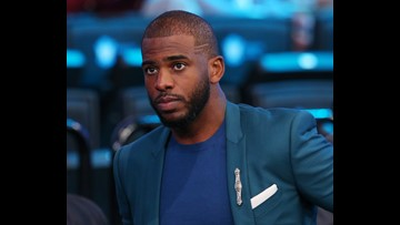 Rockets acquire Chris Paul from Clippers