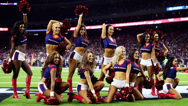 5 Texans Cheerleaders file 2nd lawsuit against team
