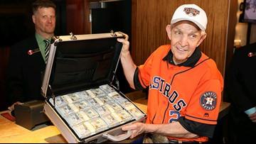 'Mattress Mack' loses more than $13 million as Astros fail to win World Series