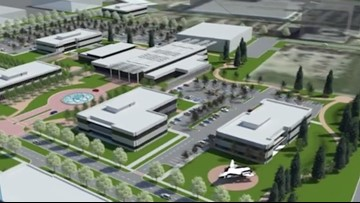 $18.8M for Phase 1 of Houston spaceport project approved