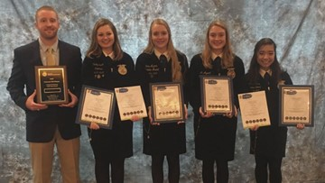Chicken champs: Katy High School students are best in nation at poultry judging