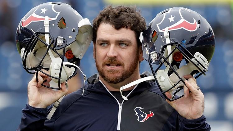 Texans Titans Football tim kelly