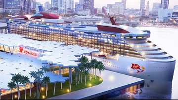 No kids allowed! Virgin's first cruise ship will be adults only