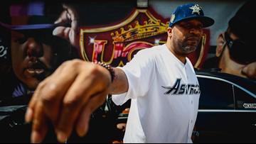 Bun B, Astros to release '713' caps at team store Thursday