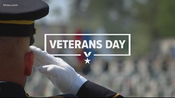 Here are the Veterans Day deals in Houston