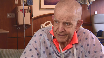 'Mattress Mack' recovering after stroke scare