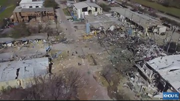 Homeowners file lawsuits against Watson Grinding after deadly explosion in NW Houston