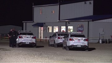 Houston drive-in movie theater manager shoots, kills robber armed with a baseball bat