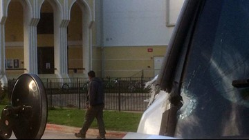 Shots fired at Katy-area mosque